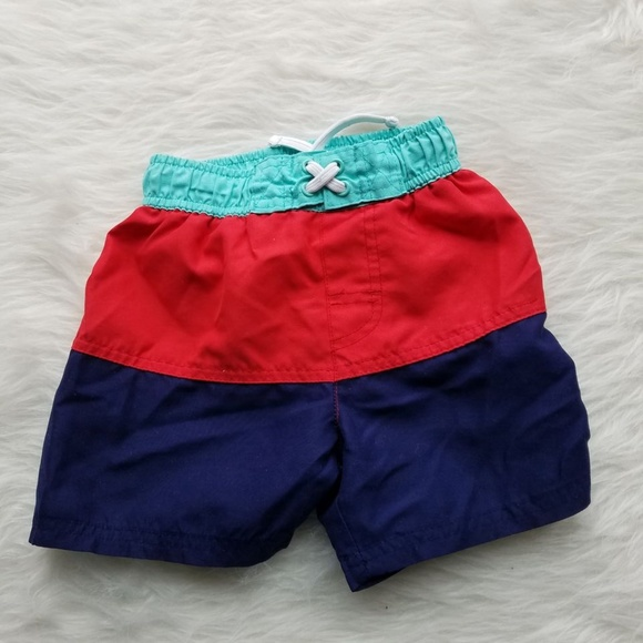 2204c98422 Clothing, Shoes & Accessories Baby & Toddler Clothing NWT Boys Spiderman  Red Blue Boardshorts Swim Trunks Shorts Swimwear ...